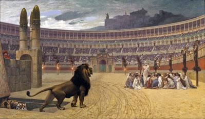 The Christian Martyrs' Last Prayer